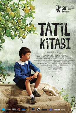 Постер фильма Летняя книга (2008)