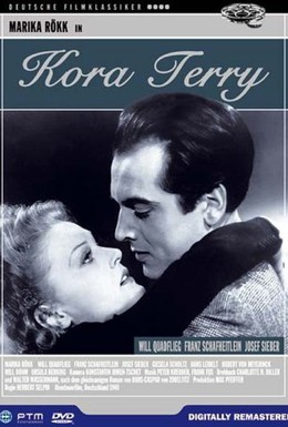 Постер фильма Кора Терри (1940)