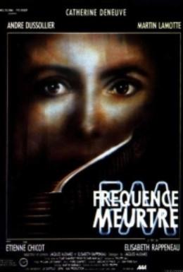 Постер фильма Радиочастота убийства (1988)
