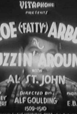Постер фильма Увиваясь (1933)