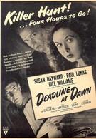 Крайний срок – на рассвете (1946)