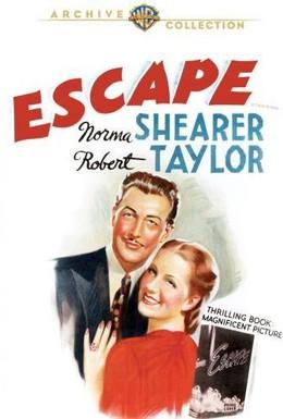 Постер фильма Побег (1940)
