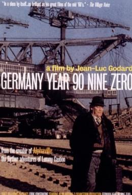 Постер фильма Германия 90 девять ноль (1991)