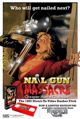 Постер фильма Резня пневматическим молотком (1985)