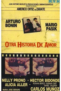 Постер фильма Другая история любви (1986)