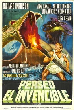Постер фильма Подвиги Геракла: Медуза Горгона (1963)