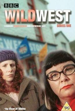 Постер фильма Дикий запад (2002)