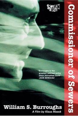 Постер фильма Санинспектор. Видеопортрет Уильяма С. Берроуза (1991)