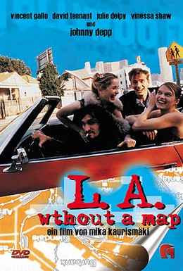 Постер фильма Лос-Анджелес без карты (1998)
