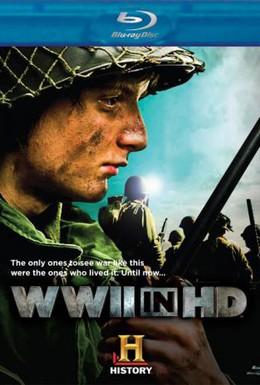 Постер фильма Вторая мировая война в цвете (2009)