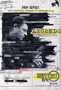 Постер фильма Легенды (2014)