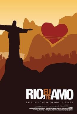 Постер фильма Рио, я люблю тебя (2014)