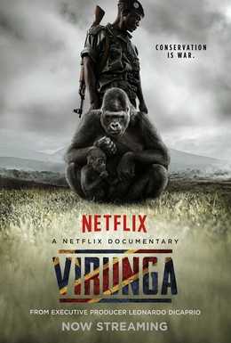 Постер фильма Вирунга (2014)