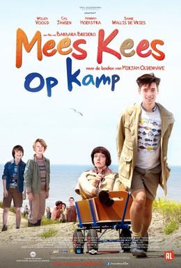 Постер фильма Классный Кеес в летнем лагере (2013)