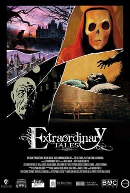Постер фильма Необычные сказки (2013)