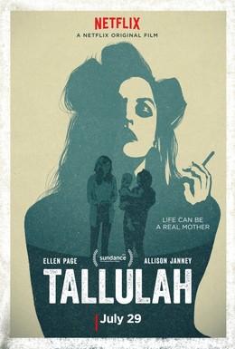 Постер фильма Таллула (2016)