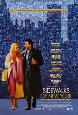 Постер фильма Тротуары Нью-Йорка (2001)