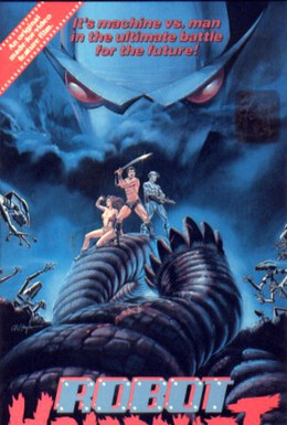 Постер фильма Катастрофа роботов (1986)