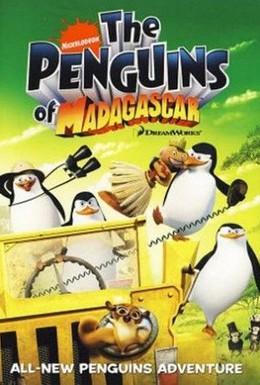 Постер фильма Пингвины из Мадагаскара (2011)
