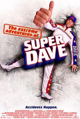Постер фильма Невероятные приключения Супер Дэйва (2000)
