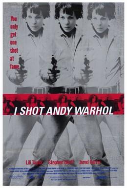Постер фильма Я стреляла в Энди Уорхола (1996)