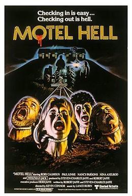 Постер фильма Адский мотель (1980)