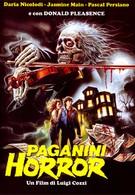 Ужас Паганини (1989)