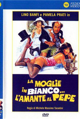 Постер фильма Голодная жена и горячий любовник (1981)