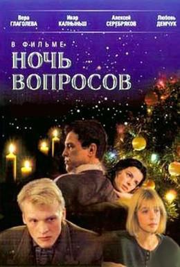 Постер фильма Ночь вопросов (1993)