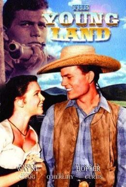 Постер фильма Молодая земля (1959)