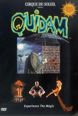 Постер фильма Cirque du Soleil: Некто (1999)