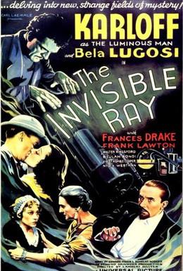 Постер фильма Невидимый луч (1936)
