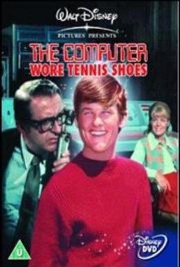 Постер фильма Компьютер в кроссовках (1969)