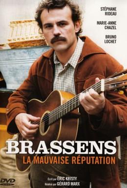 Постер фильма Брассенс, дурная слава (2011)