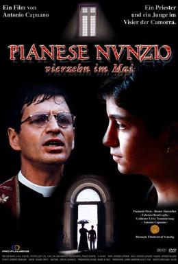 Постер фильма Пьянезе Нунцио: 14 лет в мае (1996)