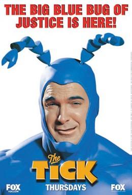 Постер фильма Тик-герой (2001)