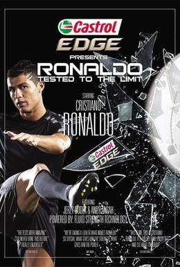 Постер фильма Криштиану Роналду – Проверка на прочность (2011)