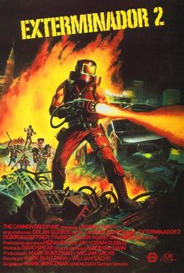 Постер фильма Мститель 2 (1984)