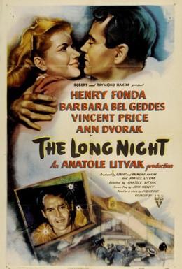 Постер фильма Длинная ночь (1947)