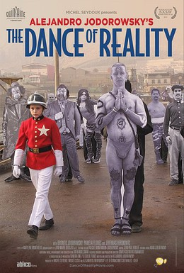 Постер фильма Танец реальности (2013)