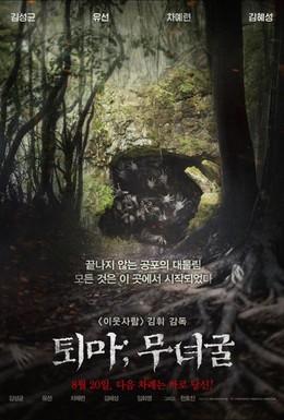 Постер фильма Экзорцизм: пещера шамана (2015)