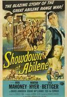 Война в Абилине (1956)