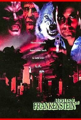 Постер фильма Дом Франкенштейна (1997)