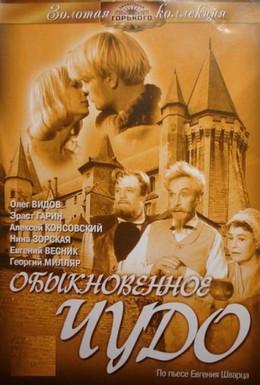 Постер фильма Обыкновенное чудо (1964)