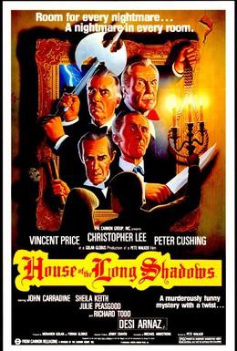 Постер фильма Дом длинных теней (1983)