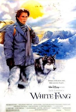 Постер фильма Белый клык (1991)