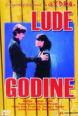 Постер фильма Безумные годы (1977)