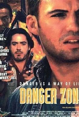 Постер фильма Опасная зона (1996)