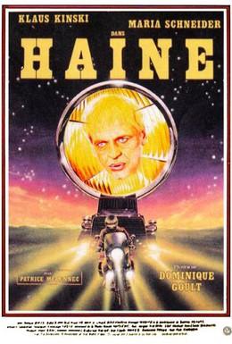 Постер фильма Ненависть (1980)