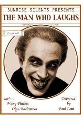 Постер фильма Человек, который смеется (1928)